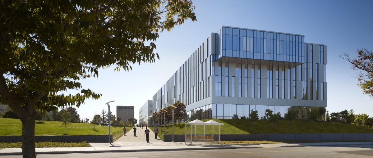 Csu East Bay Student Services Amp Administration Building