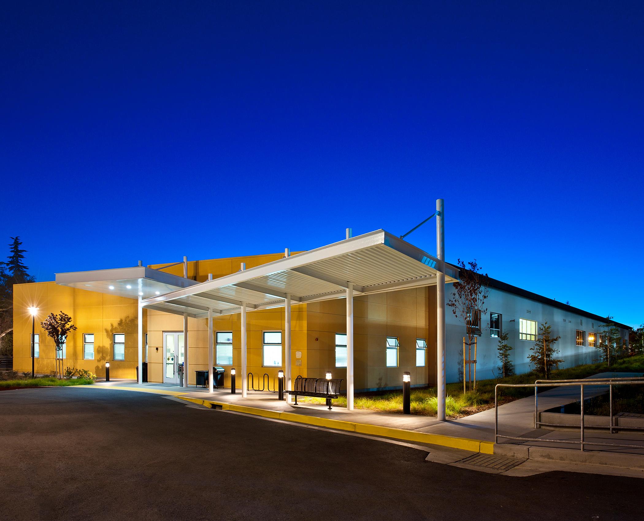 Cabrillo Community College Allied Health Buildings