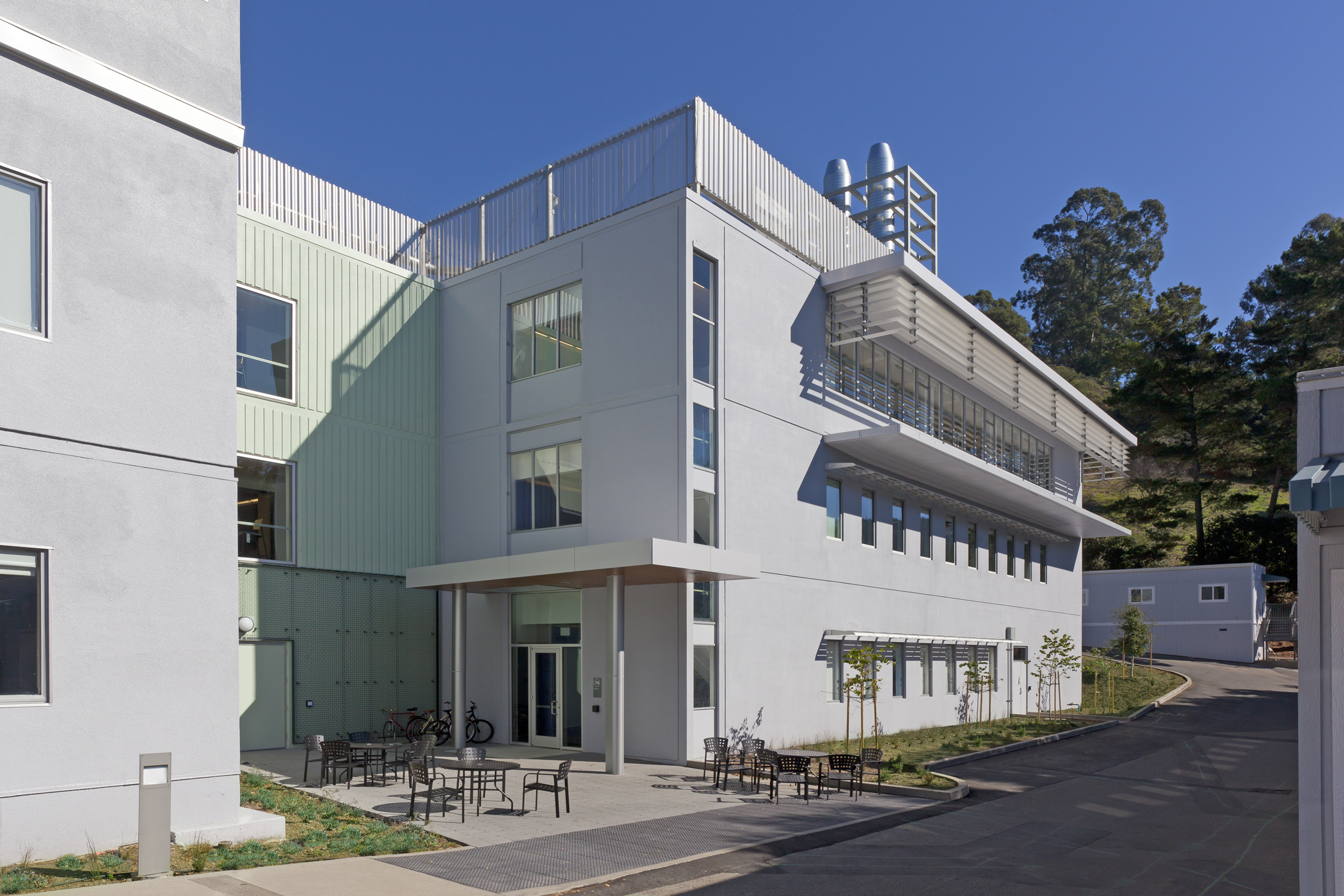 Lawrence Berkeley National Laboratory Building 74 Modernization
