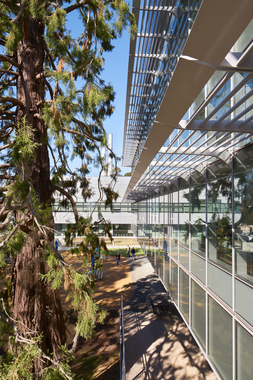 Lawrence Berkeley National Laboratory Building 33, General Purpose Lab