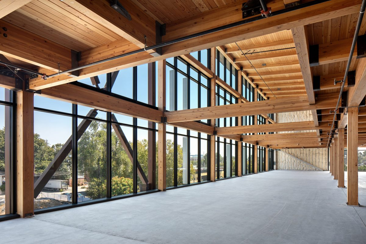 ULI and America's Forest Cases for Commercial Mass Timber Design