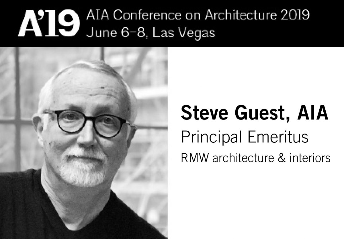 Steve Guest to Speak at A'19 National Conference